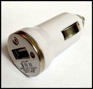 USB car adapter 12V-24V