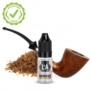 "E-liquid (e-juice) ""French pipe"" without Nicotine"