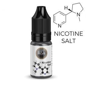 E-liquid Base (shot) with Nicotine salts 10ml