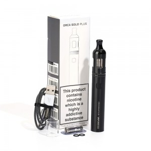 Vaporesso Orca Solo Plus 1200mah with 10ml e-liquid